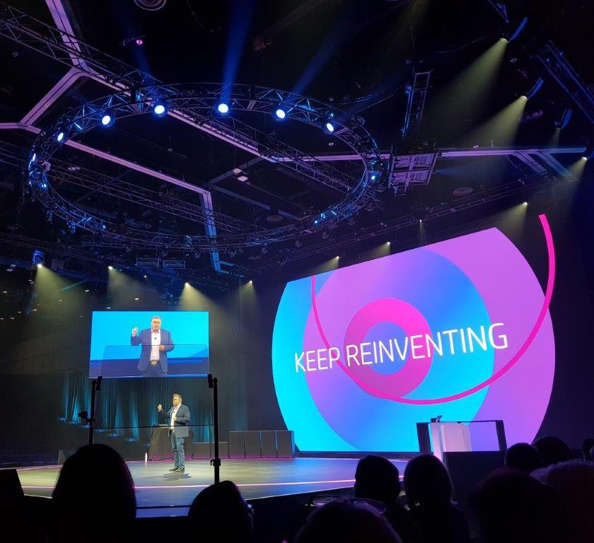 HP Reinvent 2019
