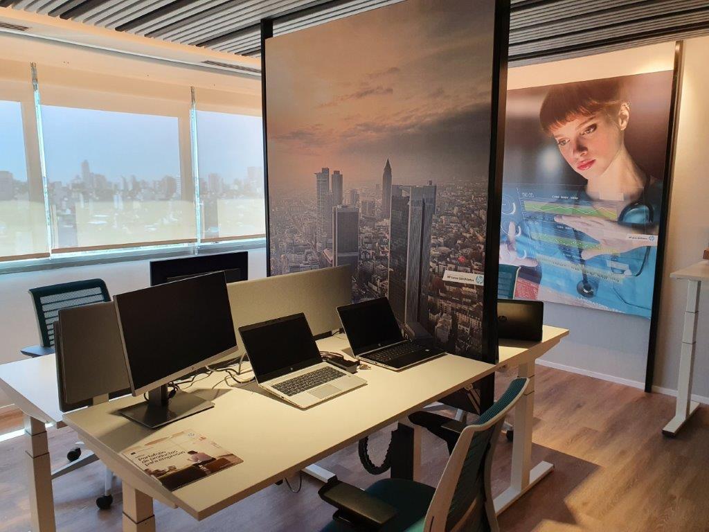 Nuevas oficinas HP