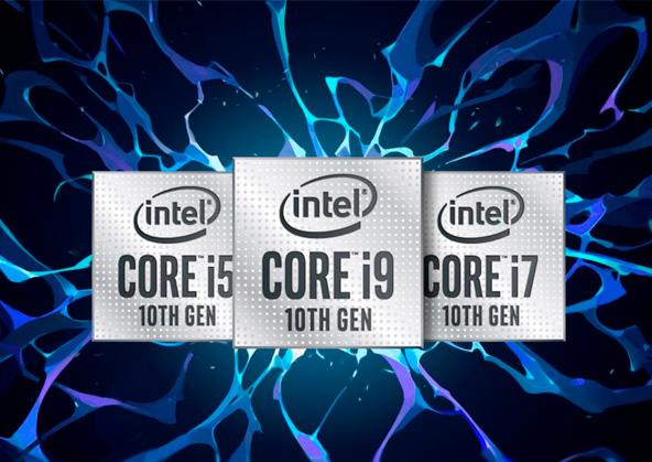 Almuerzo virtual Data Memory e Intel